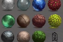 Tutorials: Materials and Things