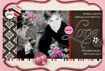 scrapbook pages / by Rod Sheri Mapes