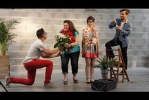 Les fiançailles : naissance du projet / LES CURIEUX sont né de la rencontre entre ORIGEEN et KULTECO. Revivez tous les grands moments des fiançailles jusqu'au mariage!