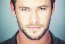 Chris Hemsworth / by Nancy Phroper