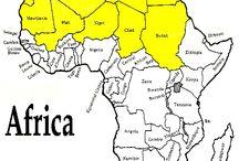 Afrikka tutuksi!