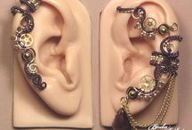 steampunk jewelery