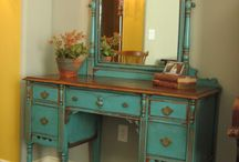 Dressing table/drawers inspiration