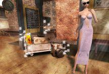 Blogging Second Life fashion