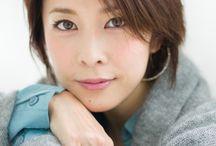 Actress 竹内結子