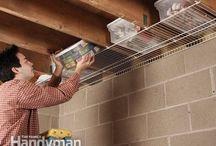 Basement Storage / Ideas to maximize storage in my basement