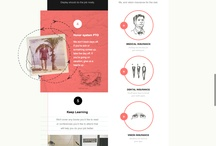 Web Design / just web design: from layouts, tutorials for the web and everything web design related only! / by Textured & Fresh