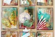 PACs / Pocket art cards