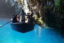 ღ Greece * Ionian islands / Kerkyra (Corfu), Paxi, Lefkada, Kefalonia, Zakynthos, Ithaka, Kythira
