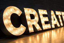 Iluminated Signage