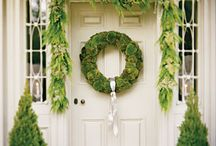 Christmas! / Decorations to create at home! / by Kristy Clark