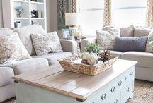 mykonos living room