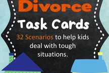 Divorce Therapy Group for Kids / by Jenn Beach