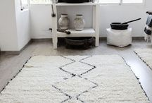 Beni Ourain carpets