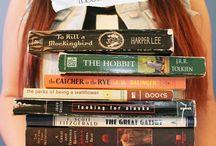 Books, books, books!