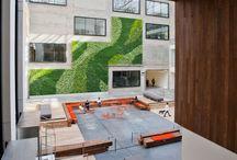 Green Walls - Interior