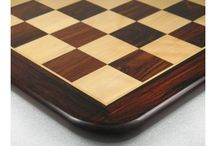 ROSE WOOD Chess Boards - chessbazaar.com / Indian Rose wood is dark brown in color and has b'ful grain which makes it perfect for making chess boards. Rose wood chess boards are more sought after because of its dark color and unique grain pattern which gives a unique identity to the board.