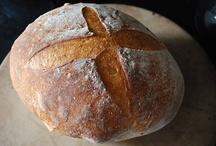 breads / by Martha Mack