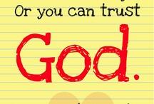 Faith ~ Hope ~ Love ~ God / by Denise Aracich