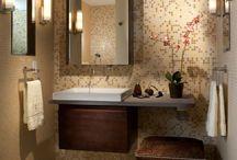bath ideas / by work of whimsy