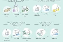 clean living + toxin free + planet friendly