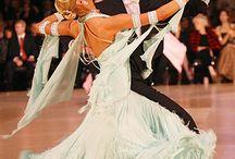 Taniec / Taniec, najczęściej towarzyski .