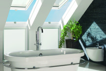 Bathrooms that Inspire / Bring light & style to your Bathroom with FAKRO Roof Windows