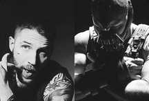 Tom Hardy / by Brittany Holmes