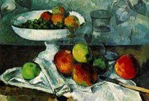 Nature morte Cézanne