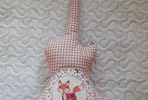Šité výrobky pre detičky SlavkaM handmade