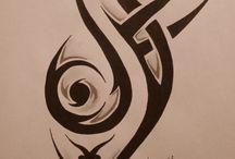 tatuaże i wzorki