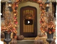 Fall decorating / by Tammy