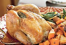 Christmas dinner ideas / by Joanna Dickinson