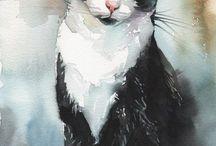 CATS / Cat love | Funny cats | Cute cats | Cats & Kittens | Smart cats | Cat art