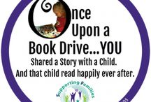 Once Upon A Book Drive