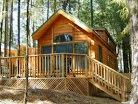 Cabin Rentals / Forever Resorts offers cabin rentals at Pleasure Cove Marina and Trinity Lake Resort and Marina in California http://trinitylakeresort.com/services/cabins/ http://goberryessa.com/services/lodging/