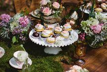 // garden wedding inspiration //