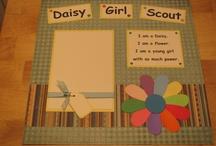 Girl Scouts- Scrapbook / by Rachel Hamm