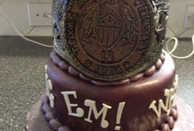 Aggie Cakes! / Ag'd out, Swag'd out Aggie Cakes  / by Aggieland Outfitters