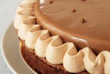 Gâteaux grands pâtissiers