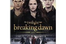The Twilight Saga: Breaking Dawn Movie Jackets