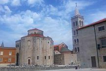 Zadar / Zadar, Stadt in Dalmatien, Kroatien