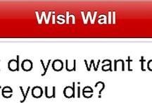last wish / by Nids