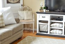 Define My Space - Living Room