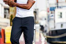 Style - Idris Elba