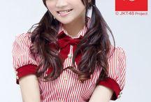 Sendy Ariani / JKT48の一期生メンバーSendy(センディ)の写真です。