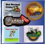 Budget labels and Under 50 Label Programs / Often you need a label but do not have the budget for the 3D pvc labels or you do not want to buy many of them and the minimum order quantity is very high.  Under 50 labels and silkscreen labels program.