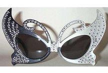eyeglasses / Funky eyeglasses