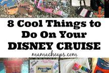 Disney Cruise Info