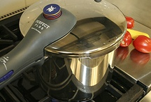 COOKING - PRESSURE COOKING / by Ruth P
